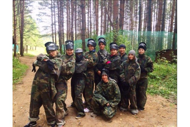 Paintball!
