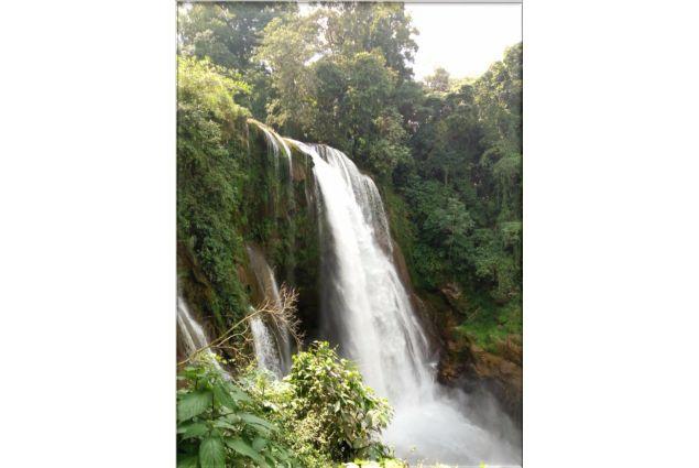 Visita alle cascate di Pulhapanzac